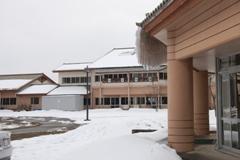 屋根の雪002