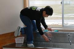 窓掃除006
