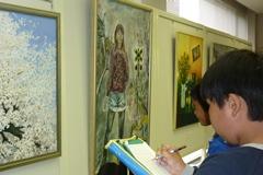 河北美術展2014/002