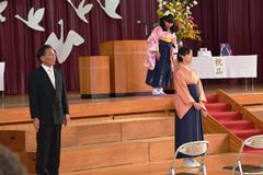 平成26年度 卒業式02
