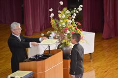 平成26年度 卒業式03