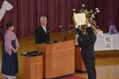 平成26年度 卒業式04