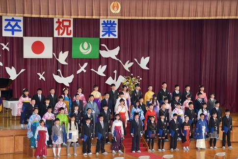 平成26年度 卒業式05
