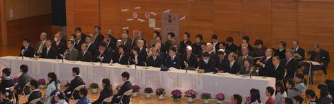 平成26年度 卒業式06