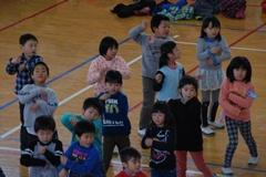 6年生を送る会/平成26年度03
