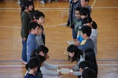 6年生を送る会/平成26年度07