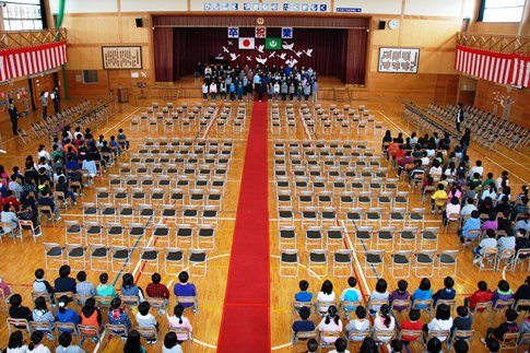 卒業式練習1回目/02