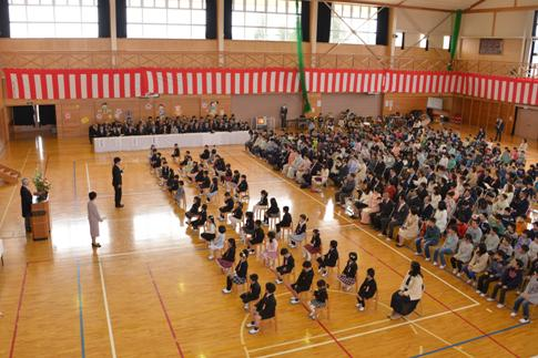 入学式2015/01