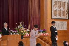 入学式2015/02