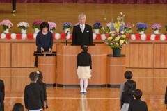 入学式2015/03