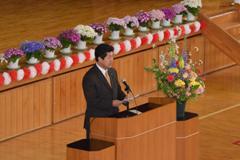 入学式2015/04