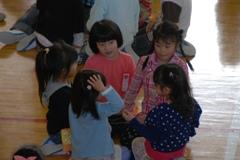 1年生を迎える会2015/05
