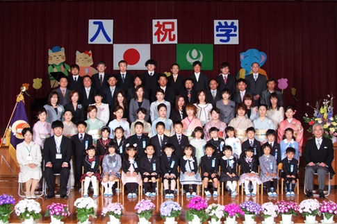 入学式2015/11
