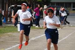 マラソン大会018