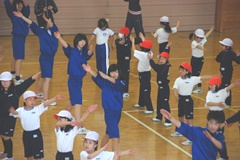 ラジオ体操学習会004