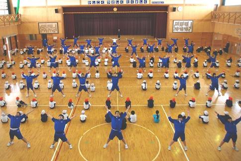 ラジオ体操学習会001