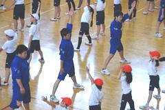 ラジオ体操学習会006