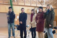 国際交流写真  留学生集合.JPG